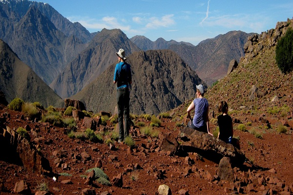 Day Hike In the Atlas Mountains