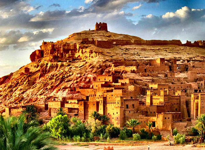 Imperial cities and sahara desert tours 10 days