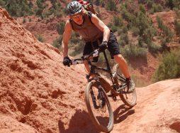 Day Biking In Atlas Mountain