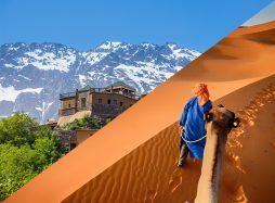 Atlas And Sahara Comfort Tour 8 Days