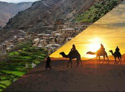 Atlas Valley To Sahara Desert Tour 5 Days