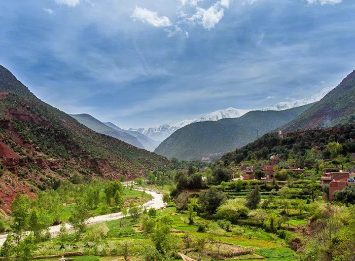 Day Trip From Marrakech To Atlas Mountains