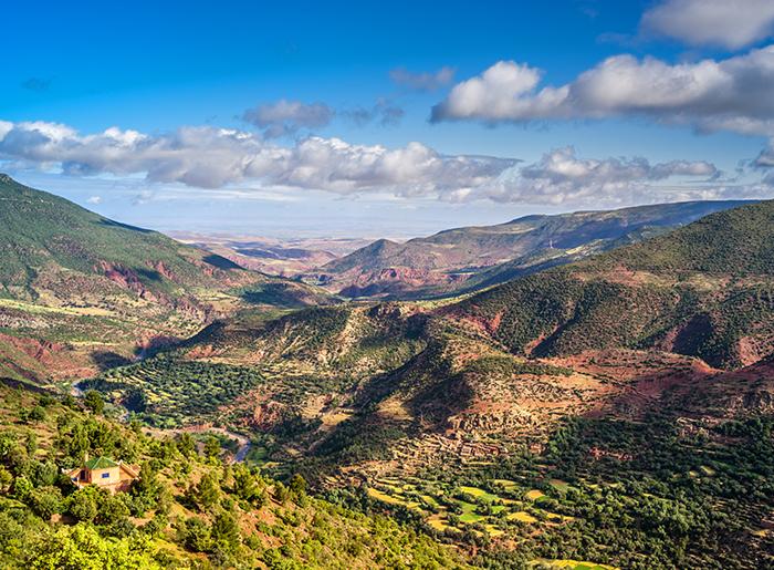 Atlas Trek Azzaden Valley Trek 2 Days