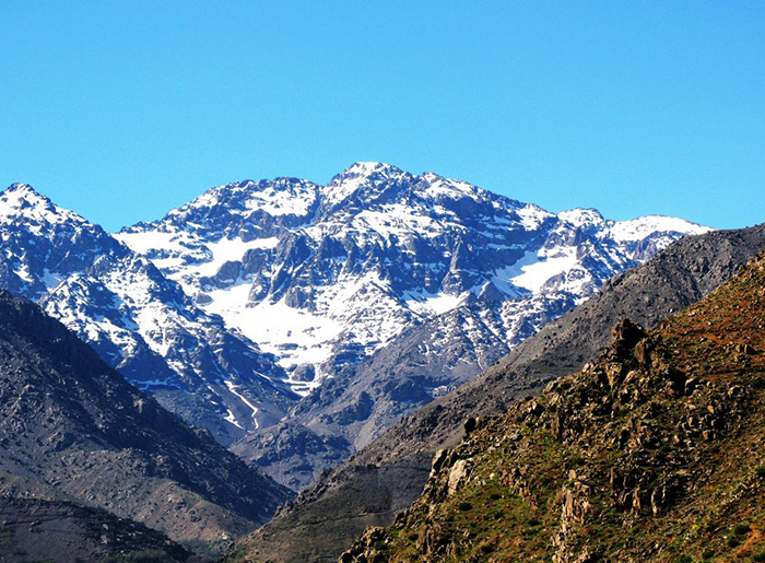 Mount Toubkal & berber Villages Trek 5 Day