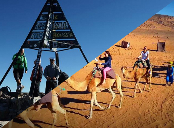 Toubkal Ascent And Sahara Camel Trek 7 Days