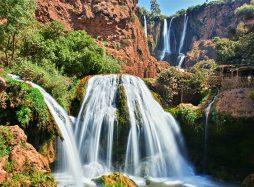 Ouzoud Waterfalls day trip