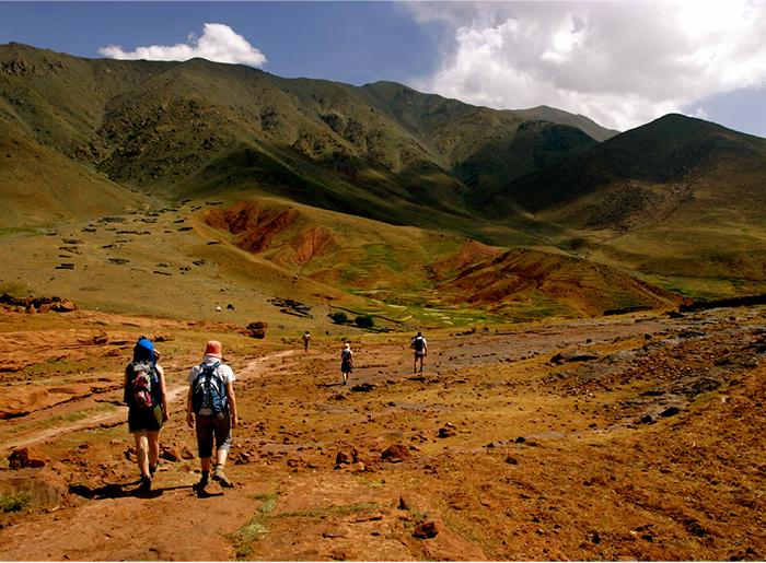 Saghro Ascent Trek 5d/4n