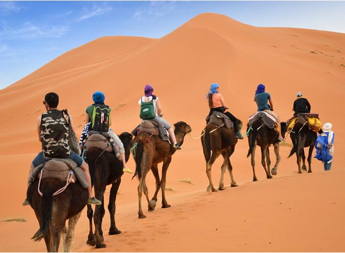 Sahara Desert Camel Ride 3d/2n
