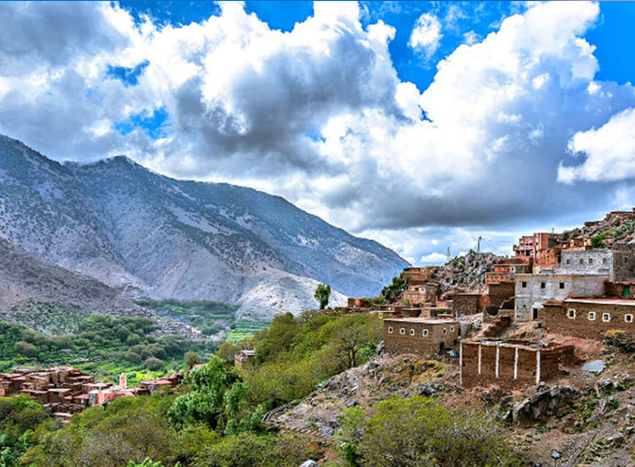 Three Valleys And Berber villages Trekking 3 Days