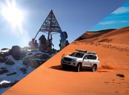 Toubkal Ascent And Desert Trip 6 Days