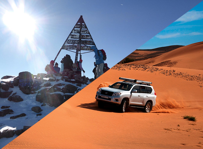 Toubkal Ascent & Erg Chebbi 6d/5n