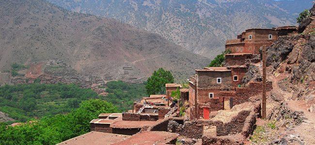 Imlil & Azzaden Valley Trek 2d/1n