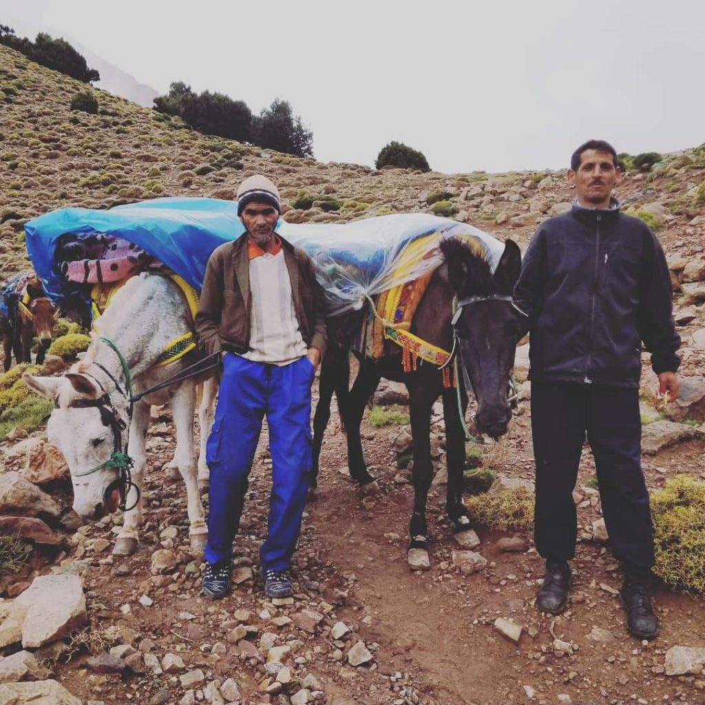 Berber villages trekking 3 days