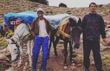 Berber villages trekking 3 days